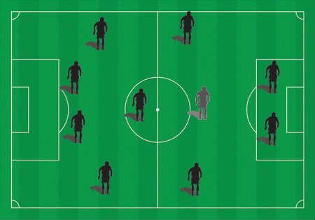 English soccer and how its midfielders perform in their given roles maxwellsz
