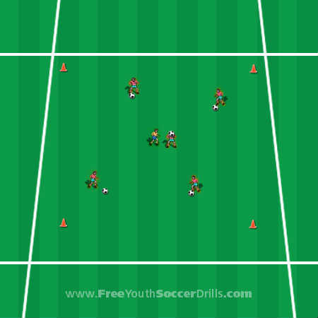 The best conditioning drills keep fun and football situations in mind