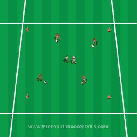 Do your players enjoy fun soccer drills?